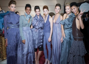 DAKS SS15, backstage (Kensington Leverne, British Fashion Council) 8